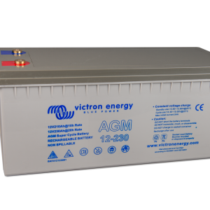 Batería Victron 12V 230AH AGM SUPER CYCLE